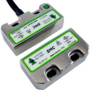 IDEM 139007 SMC codé interrupteur sans Contact W/LED, 10M, 2NC 1NO, qté par paquet : 2