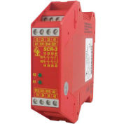 IDEM 180002 SCR-3 Relay-Std Screw Terminals, RD