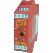IDEM 180006 SCR-4-TD2 Relay-Std Screw Terminals
