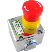 IDEM 231100 ES-SS E-arrêt Interrupteur couvercle de remplacement