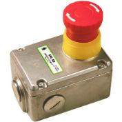 """IDEM 232100 ESL-SS remplacement Lid, 8"""" L x 6"""" W x 4 «H, SS"""