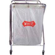 Impact® Collector Cart w/ 6-Bushel Nylon Pak-Cloth Bag, 193-B