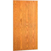 """72"""" Back Accessory - 69-3/4""""W x 3/4""""D x 35""""H Oiled Cherry"""