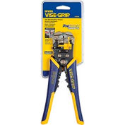 "IRWIN VISE-GRIP® 2078300 8 ""autoréglable Wire Stripper/Cutter/gaufreur W / Touch Pro Grips"