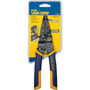 """IRWIN VISE-GRIP® 2078309 8"""" multi-outils Wire Stripper/coupeur/sertisseur W/ProTouch Grips"""