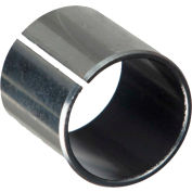 Manchon TU® isostatique portant 701016, PTFE dos acier revêtu, ID 6 mm X 8 mm OD X 8 mm de Long