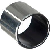 Isostatic TU® Sleeve Bearing 701064, Steel-Backed PTFE Lined, 20mm ID X 23mm OD X 25mm Long