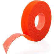"""VELCRO® Brand One-Wrap® Hook & Loop Tape Fasteners Orange 3/4"""" x 15'"""