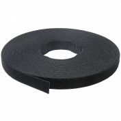 "VELCRO® Brand One-Wrap® Hook & Loop Tape Fasteners Black 3/8"" x 75'"