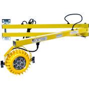 "Ideal Warehouse Innovations DL60-HDLED Heavy Duty LED Dock Light 60"" Arm 1000 Lumens, 5500K, 6' cord"