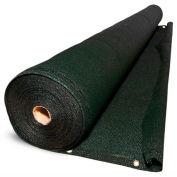 BOEN Privacy Netting W/Reinforced Grommets, 5' x 50', Green - PN-30067