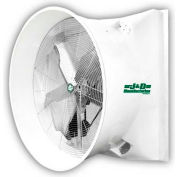 "J&D 72"" Mega Storm Exhaust Fan With Cone VMSA72A5C33 3 HP RPM 3 PH"