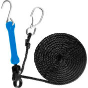 The Perfect Bungee PTD 12' Tie-Down W/Blue Bungee - Pkg Qty 4