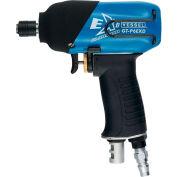 "VESSEL Oil-Xtra, Pistol Type Air Impact Screwdriver, 1/4"" Hex Drive, 9300 RPM, GT-P6EXD(9.5mm)"