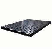 Jifram Extrusions 05000312 Mattress Pallet Queen Size 80 x 60 Two-Way Entry 1000 Capacity