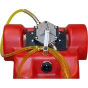 Gaz & aller deux façon Rotary pompe à main pour une utilisation avec polyéthylène 25 Gallon carburant chariot Caddy, GG-PRK13