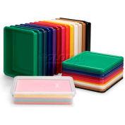 """Jonti-Craft 8040 Paper-Tray,13-1/2""""L x 11""""W x 3""""H, Clear"""