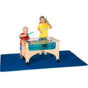 "Jonti-Craft® Sensory Table Mat - Large - 54"" x 72"" - Blue"