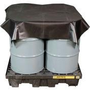Justrite® Waterproof Maintenance Tarp 28434 - 10'L x 5'W
