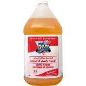 Vision® Anti-Bacterial Liquid Hand Soap, 4 L, 4 Bottles/Case