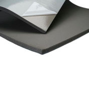 """K-Flex Duct™ Liner Gray Adhesive Backed 1/2"""" x 59"""" x 100'"""