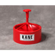 "Kane KSF 4"" Snap Feeder with J-Hook Red"