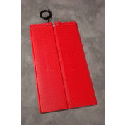 "Kane PHMD 48 Heat Mat (Double) 27"" x 48"" Red"