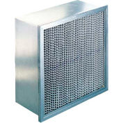 "Koch™ Filter 110-732-002 80-85% Single Header Multi-Cell Extended Surface 12""W x 24""H x 12""D - Pkg Qty 2"