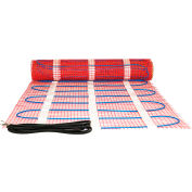 King Electric Floor Heating Mat FCM2-25 240V 300W 25 Sq. Ft.