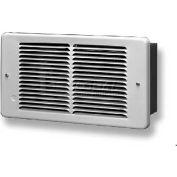 Roi Pic-A-Watt® Compact mur chauffage PAW2422-W, 2250 w Max, 240V, blanc