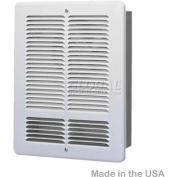 Roi contraint Air radiateur mural W1210-W, 1000W, 120V, blanc
