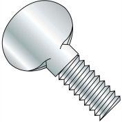 """#10-32 x 1/2"""" Thumb Screw - FT - Zinc - Pkg of 2000"""