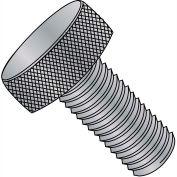"""#10-32 x 1/2"""" Knurled Thumb Screw - FT - Aluminum - Pkg of 100"""