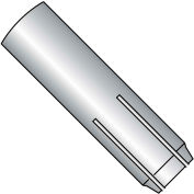 Drop In Anchor - 1/4-20 - 18-8 Stainless Steel - Pkg of 100