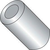 #12 x 1-1/4 demi rond entretoise en aluminium - paquet de 1000