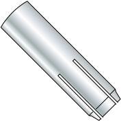 Drop In Anchor - 5/8-11 - Zinc - Pkg of 25