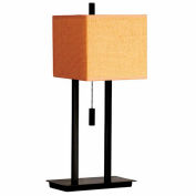 "Kenroy Lighting, Emilio Accent Lamp, 30815BRZ, Bronze Finish, Metal, 9""L"