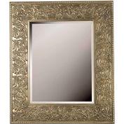 """Kenroy Lighting, Lafayette Wall Mirror, 60035, Gold Leaf Finish, Polyurethane, 34.5""""L"""