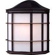 "Kenroy Lighting, Alcove Lantern, 92053ORB, Oil Rubbed Bronze Finish, Metal, 4""L"