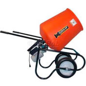 Kushlan Products 350DD Unassembled Direct Drive Cement Mixer