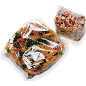 """Gusseted Polypropylene Bags, 2-1/2"""" x 1-1/4"""" x 7-1/2"""" 1.5 Mil Clear, 1000/CASE"""