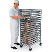 Lakeside® 158 Pan Standard Rack avec corniches d'Angle - poêle 10
