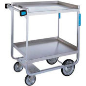 Lakeside® 943 Tough Transport 2 Shelf Cart 39 x 22-3/4 x 37-3/8 1000 Lb Cap