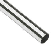 "Lavi Industries, Tube, 1"" x .050"" x 12', Polished Stainless Steel"