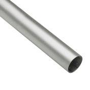 "Lavi Industries, Tube, 2"" x .050"" x 6', Satin Stainless Steel"