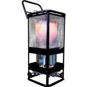 L.B. White® gaz portatif de chauffage par rayonnement, 125 K BTU, gaz naturel - Sun Blast 125
