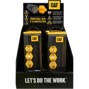 CAT® Power Pack - Batterie 6000 mAh avec câble de charge micro USB