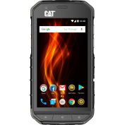 "CAT® S31 4,7"" 4G LTE Rugged Waterproof Unlocked Smartphone avec 2 Go de RAM, CS31-SBB-NAM-UN"