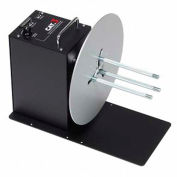 """LABELMATE Automatic Label Rewinder For Up To 6-1/2"""" W x 11"""" Diameter, 1-4"""" Core Rolls"""