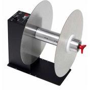 """LABELMATE réenrouleur automatique pour jusqu'à 10-1/2"""" W x 12"""" de diamètre, 3"""" Core Rolls"""